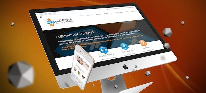Website Design Services Company Los Angeles | Mobile Friendly Web Design